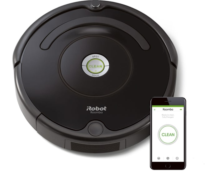iRobot Roomba Robot vacuum cleaners