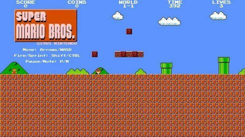 Super Mario Bros: The Greatest Game of All Time
