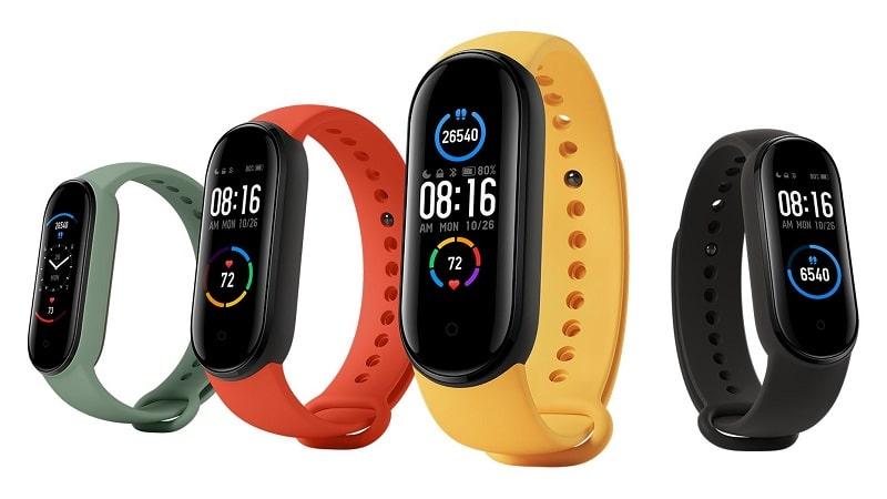 Xiaomi Mi Smart Band 5 - Best Budget Fitness Tracker