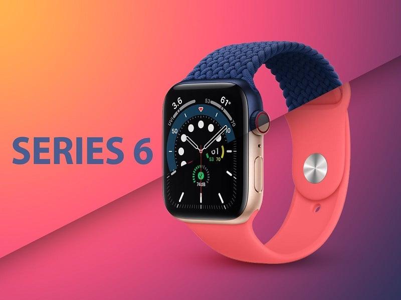 Apple Watch Series 6 - Best Smartwatch for Apple Lovers