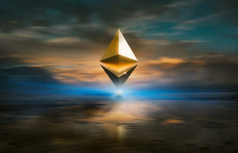 Crytocurrency ethereum