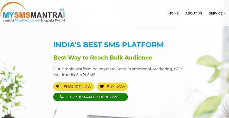 My SMS Mantra