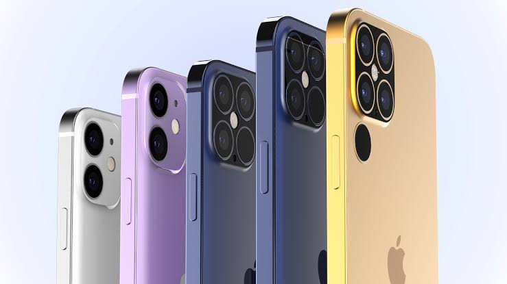 Iphone color and variant