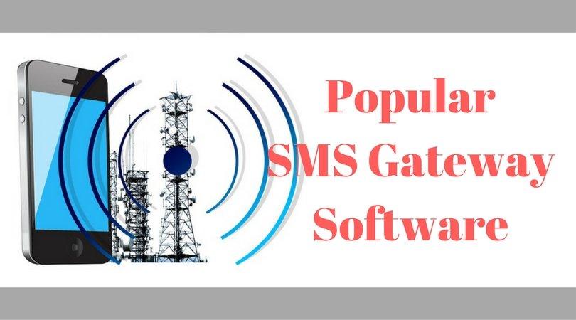 sms getaway software