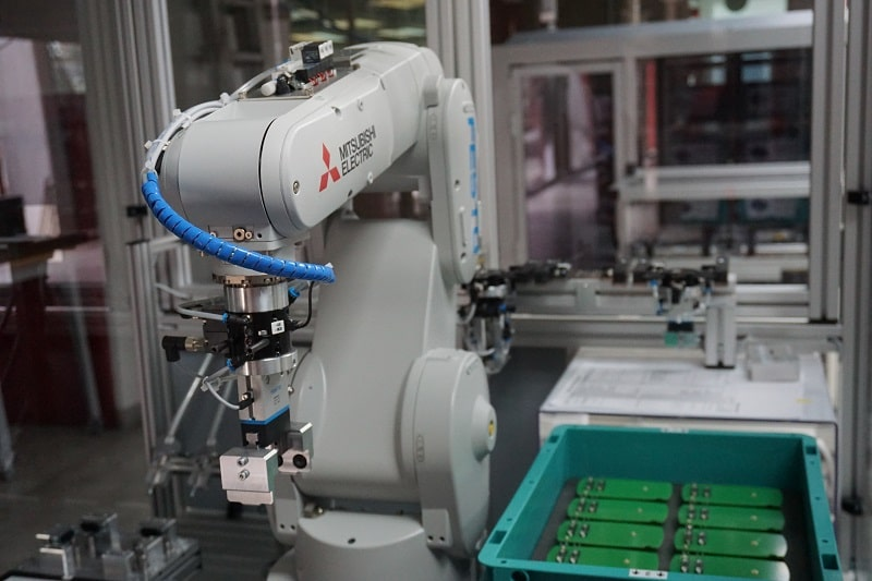 AIoT in manufacturing